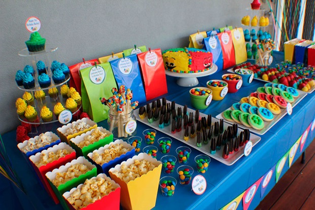 Decoração De Mesa Para Festa Infantil