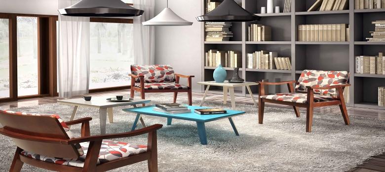 Cadeiras Decorativas para Sala de Estar