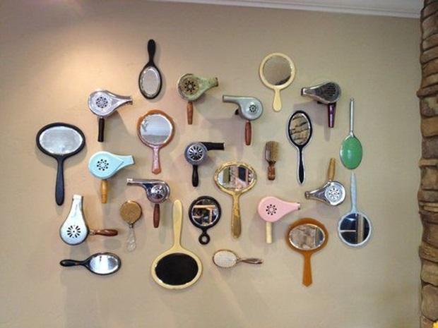 Sal o de beleza pequeno como fazer a decora o - Objetos decorativos salon ...