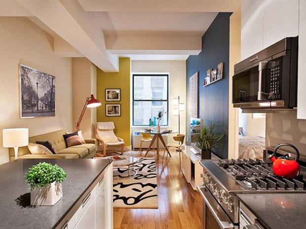 Dicas Rápidas sobre Decoração para Apartamentos Pequenos 1