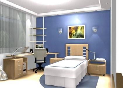 Cores de tinta para paredes de quarto: saiba quais usar 3