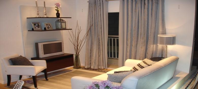 Decora o de salas simples e baratas melhores dicas for Como decorar ambientes pequenos