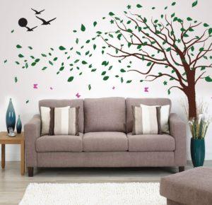 adesivos de parede para sala de estar 1