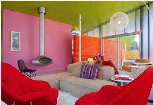 Casas Pintadas com Cores Modernas: Dicas e Inspirações