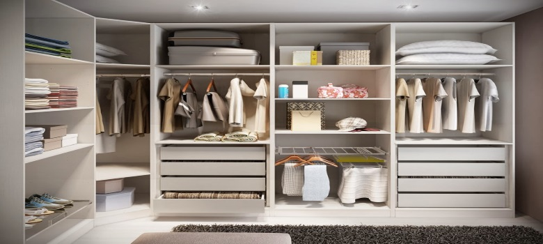 Como usar closets pequenos e modernos imperdivel for Ideas para closets pequenos