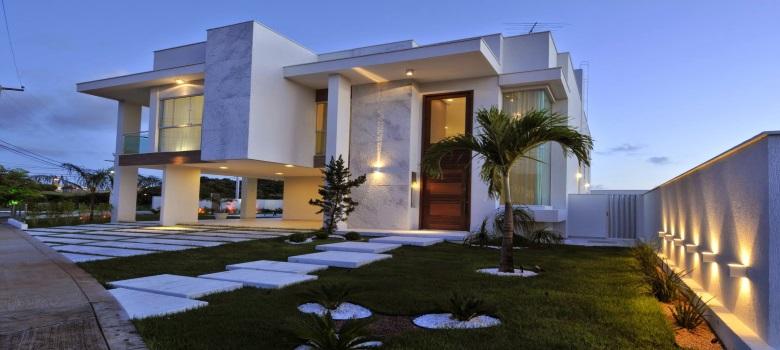 Como decorar a fachada de sua casa 5 dicas for Fachada de casas modernas y bonitas