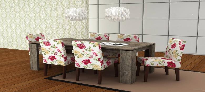 Como Escolher Cadeiras Para Sala de Jantar