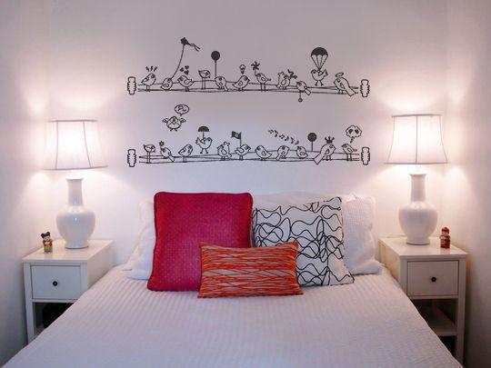Como decorar um quarto com pouco dinheiro3