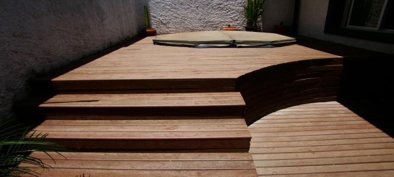 Deck de Madeira na Decoração