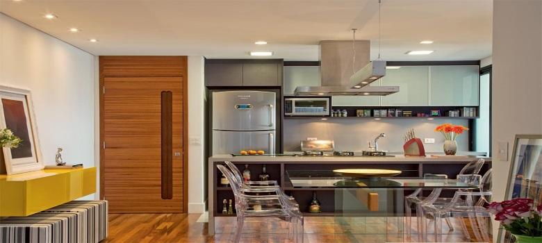 Decoração para Apartamentos Grandes