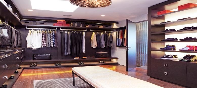 Dicas de Decoração Para Closets