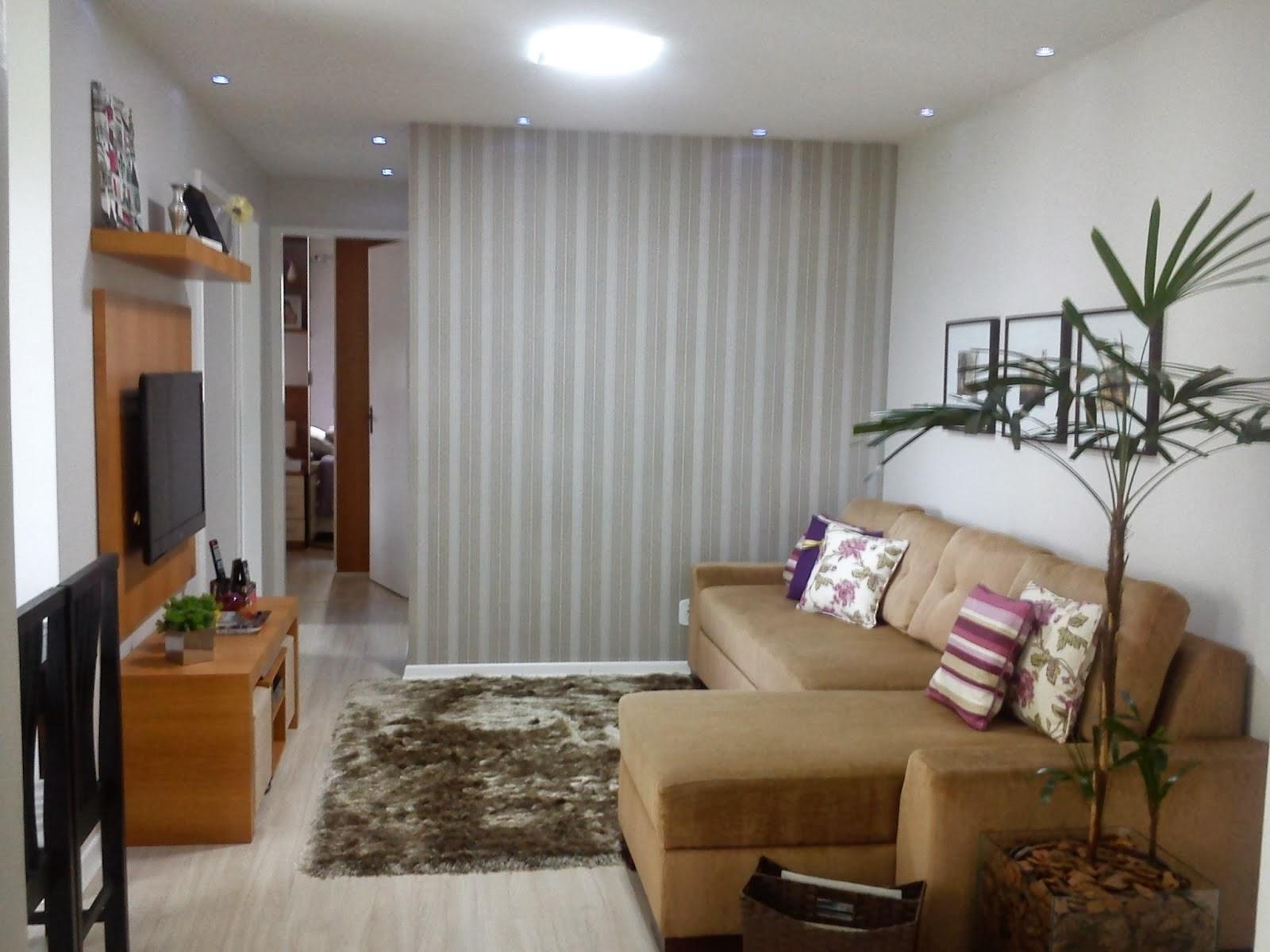Dicas de como decorar uma sala pequena decore j for Como decorar una sala de estar pequena