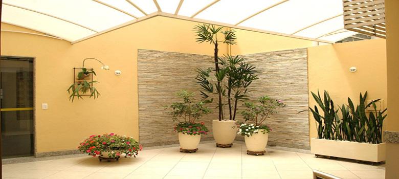 Incr veis dicas de decora o para jardins pequenos for Jardines de pared para interiores