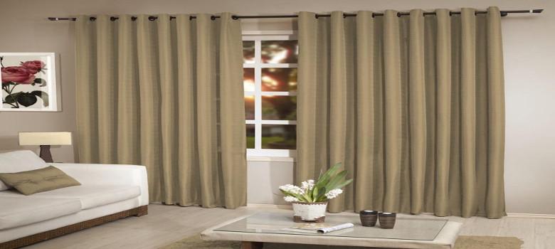 Tudo sobre cortinas para sala na decora o for Cortinas para sala