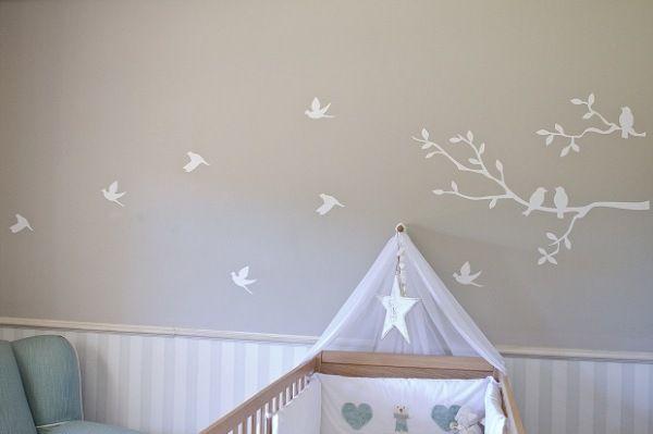 Dicas para escolher adesivos de parede para quarto de bebê 10