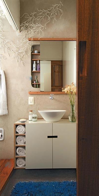 apartamento pequeno banheiro1