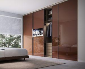 armários de quarto com porta de correr 1