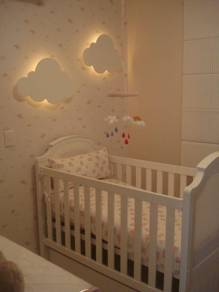 Aprenda como decorar o quarto de beb gastando pouco for Objetos decoracion habitacion bebe