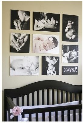 decorar o quarto de bebê