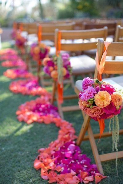 Como escolher as cores para a decoração de casamento?