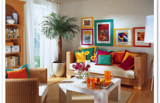 Dicas de decoração de casas simples e baratas 1