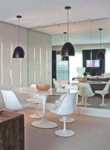 decoração de interiores para apartamentos pequenos 1
