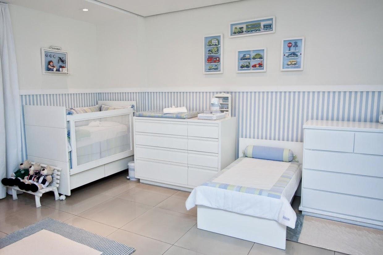 Decoração de quartos de bebê masculino, ideias e sugestões 2