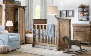 decoração de quartos de bebe masculino