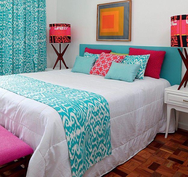 Ideias criativas e baratas para decorar o quarto for Camas buenas bonitas y baratas
