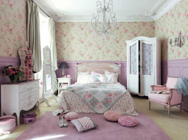 Dicas de decoração para quartos femininos 18