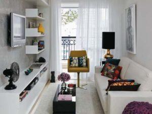 dicas de decoração de apartamentos pequenos