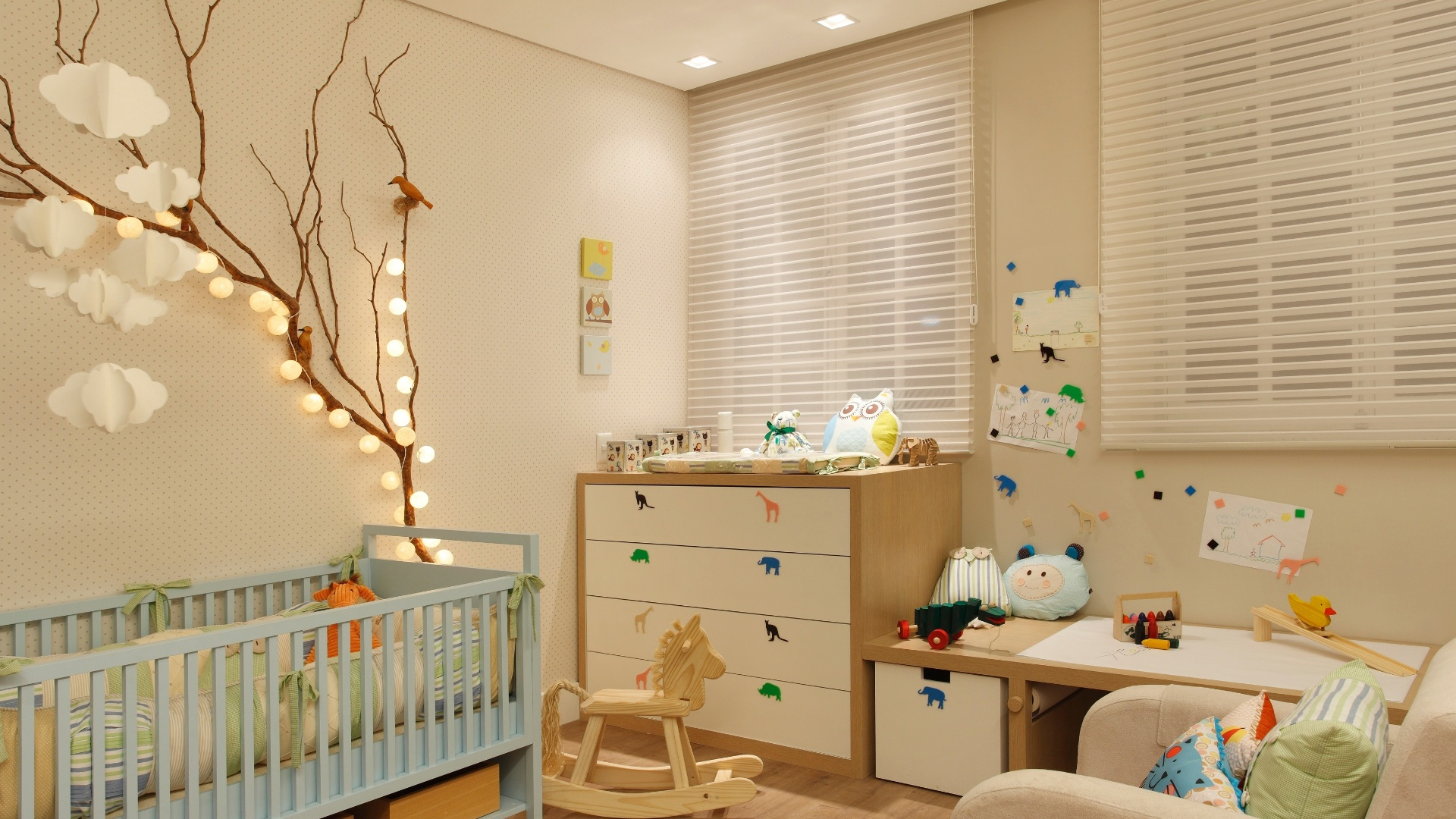 Dicas de decoração para quarto infantil 1