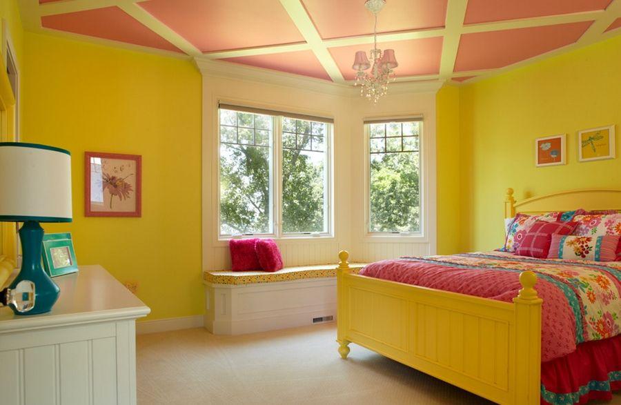 Dicas de decoração para quarto feminino pequeno 9