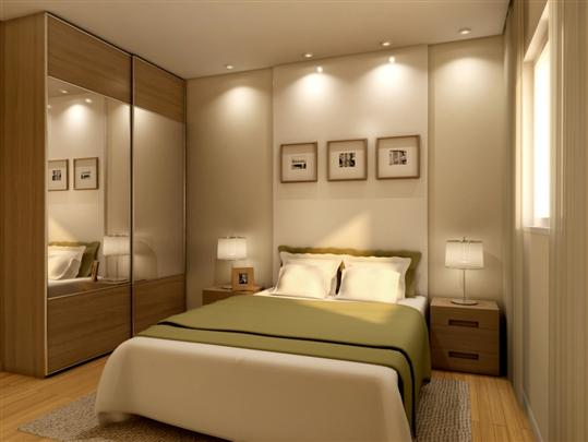 7 dicas de como decorar um quarto pequeno 1