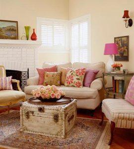Dicas de decoração de sala simples e barata