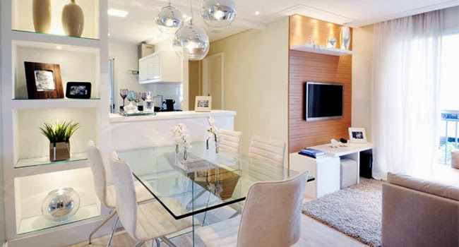7 dicas de decoração para casas pequenas 1
