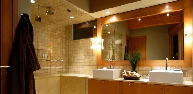 iluminacao Decoração para Banheiro