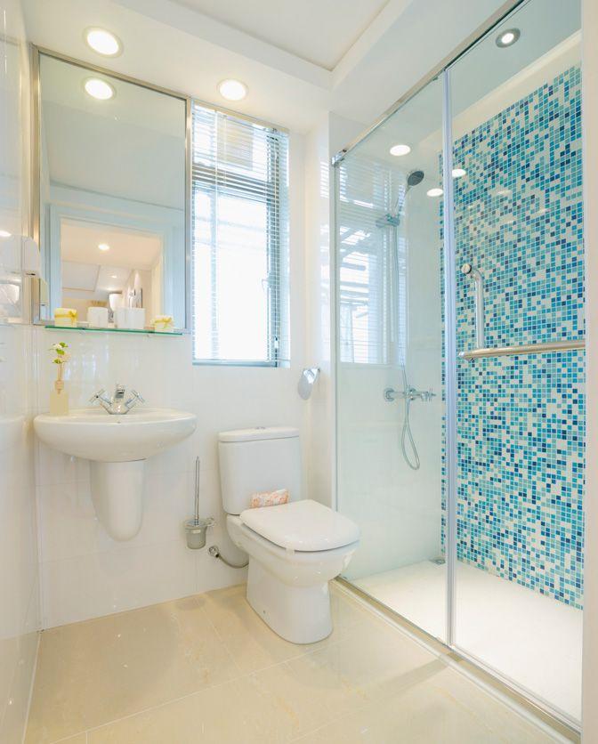personalize a sua decoracao Banheiro Pequeno Decorado (2)