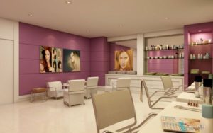 dicas de decoração para salão de beleza 2