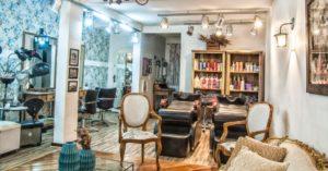 dicas de decoração para salão de beleza 5