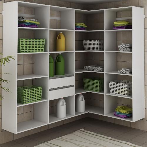 Área de serviço – Como decorar (6) dicas de decoração fotos