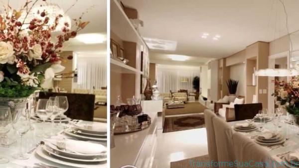 Apartamento de luxo – Como decorar 3 dicas de decoração como decorar como organizar