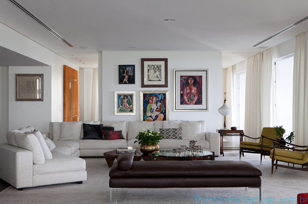 Apartamento de luxo - Como decorar 13