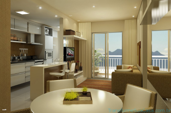 Apartamento decorado - Dicas de profissional 1