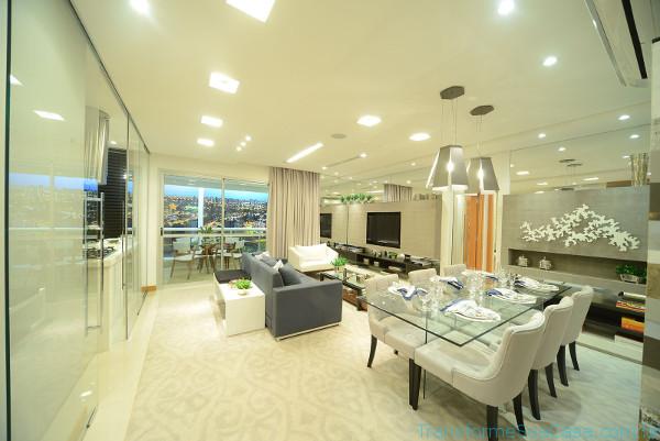 Apartamento grande – Como decorar 2 dicas de decoração como decorar como organizar