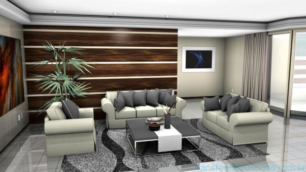 Apartamento grande – Como decorar 7 dicas de decoração como decorar como organizar