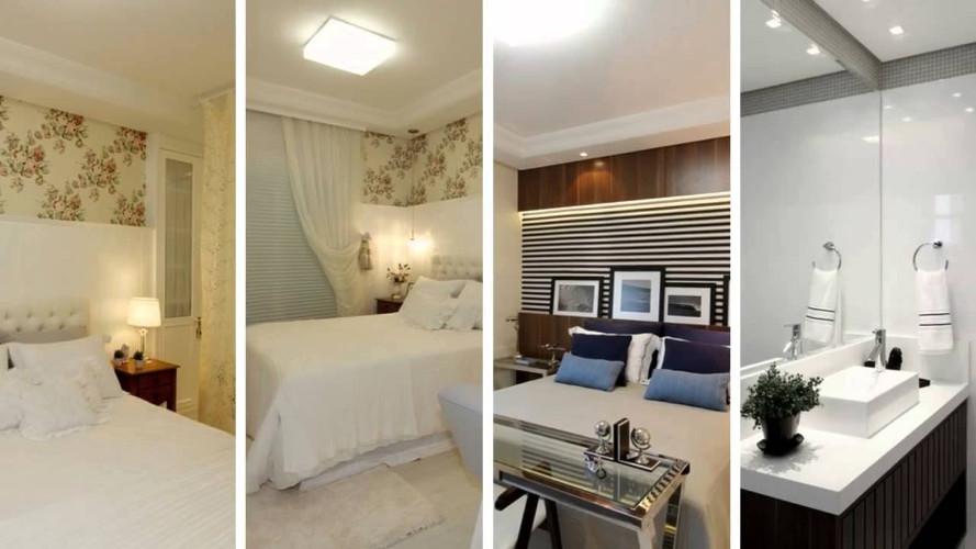 Apartamentos de luxo decorados - Como decorar, dicas, fotos, objetos 4