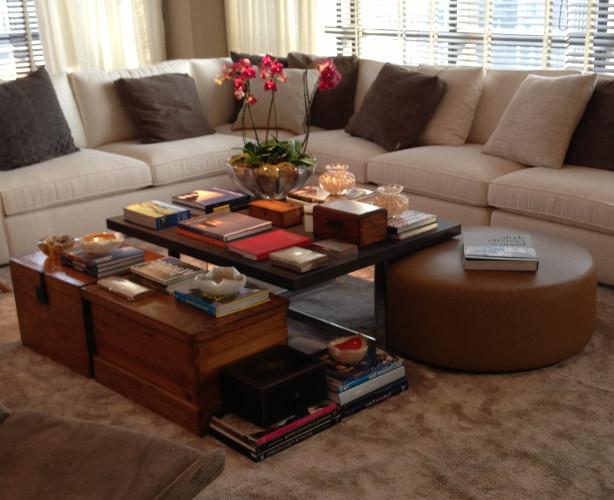 Arranjos para mesa de centro de sala como escolher - Mesa de centro grande ...