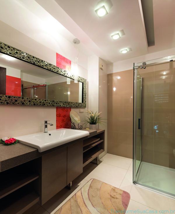Banheiro de luxo – Como decorar 7 dicas de decoração como decorar como organizar