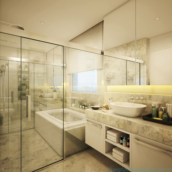 Banheiro de luxo – Como decorar , dicas de decoração como decorar como organizar